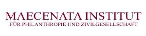 Logo Maecenata Institut