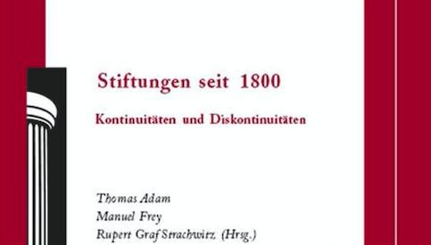 Stiftungen seit 1800