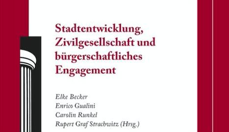 Stadtentwicklung, Zivilgesellschaft und bürgerschaftliches Engagement