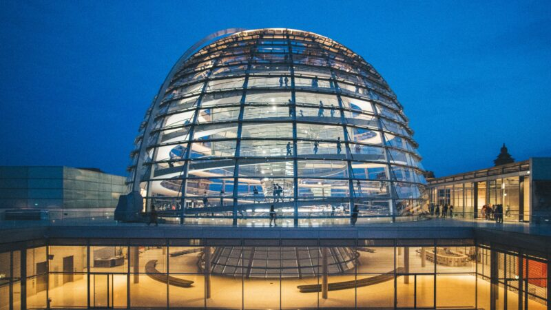 Recht und Verbraucherschutz: AfD will Sitzblockaden strafbar machen