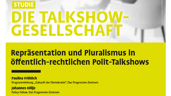 Wer spricht hier für wen? Deutsche Talkshows und die Zivilgesellschaft