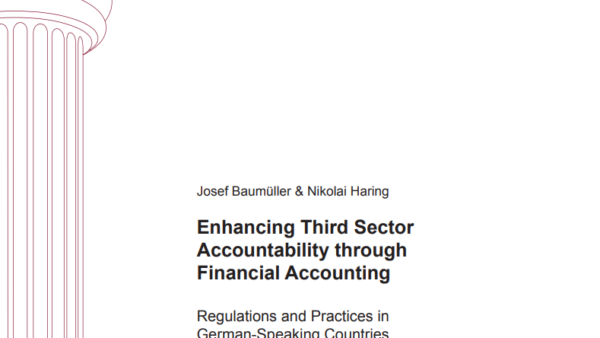 Enhancing Third Sector Accountability through Financial Accounting