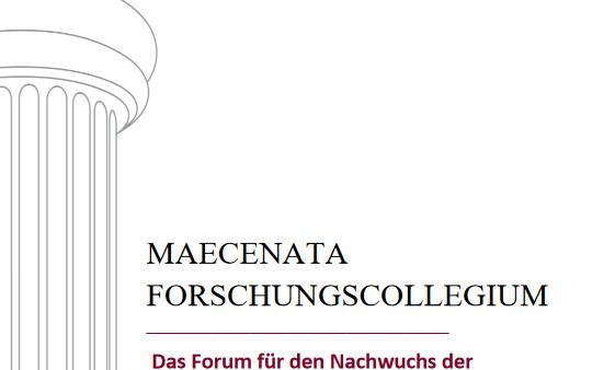 Forschungscollegium des Maecenata Instituts mit Dr. Rupert Graf Strachwitz