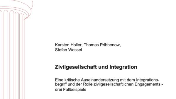 Zivilgesellschaft und Integration