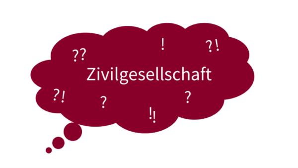 Veranstaltungsreihe: Zur Theorie der Zivilgesellschaft