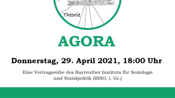 Neue Vortragsreihe des Bayreuther Instituts für Soziologie und Sozialpolitik
