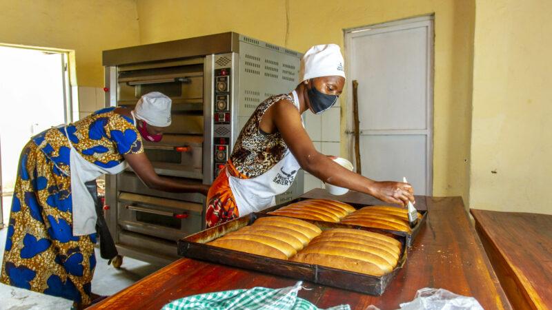 TG Schlaglicht: Women's Bakery