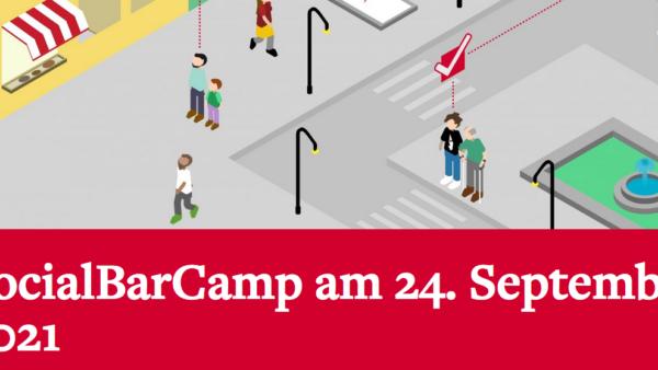 Jetzt noch anmelden: SocialBarCamp am 24. September 2021