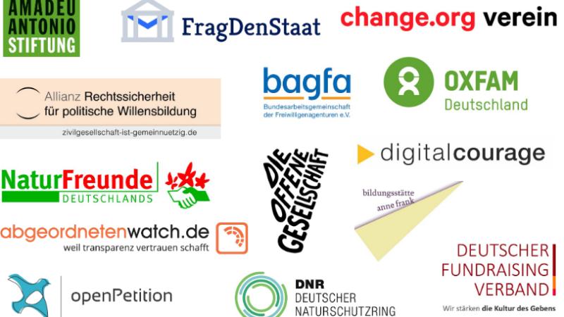 Zivilgesellschaftliche Organisationen fordern Verhandlung über Demokratiepolitik